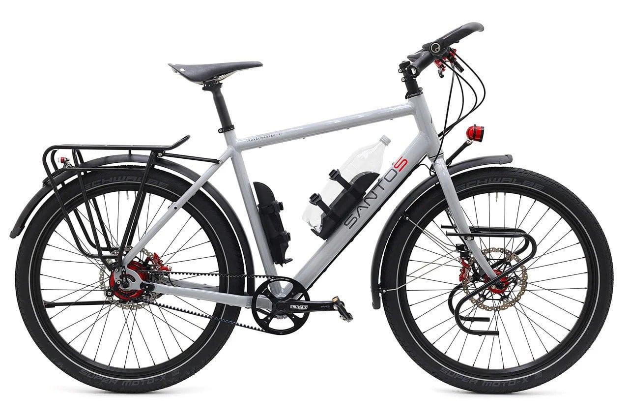Santos fiets Zwolle